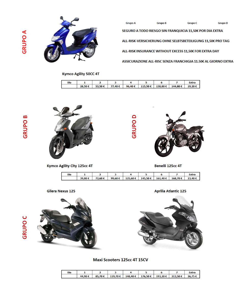 motos folleto 2014
