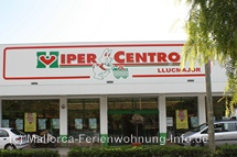 Supermarkt Hiper in Llucmajor