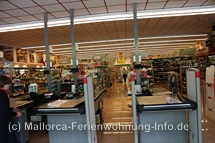 Supermarkt Hipercentro in Llucmajor